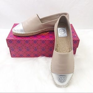 Tory Burch Color-block Espadrille 8 & 9